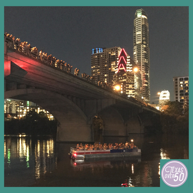 The Bats in Austin are Something to See