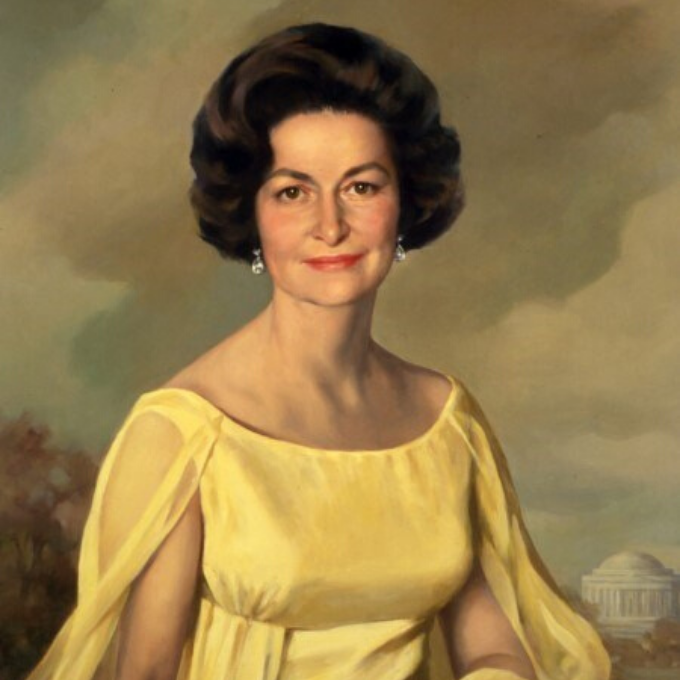 I Wish I Could Have Known Lady Bird Johnson