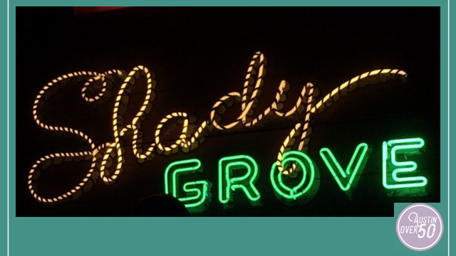 An Evening at Shady Grove in Austin, Texas