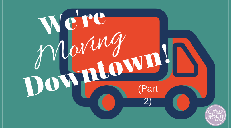 Moving Downtown Graphic