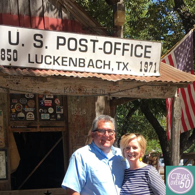 Let's Go to Luckenbach, Texas