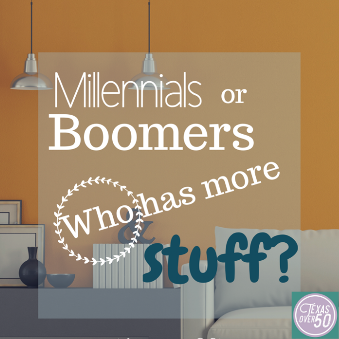 Are Millennials Less Cluttered Than Boomers