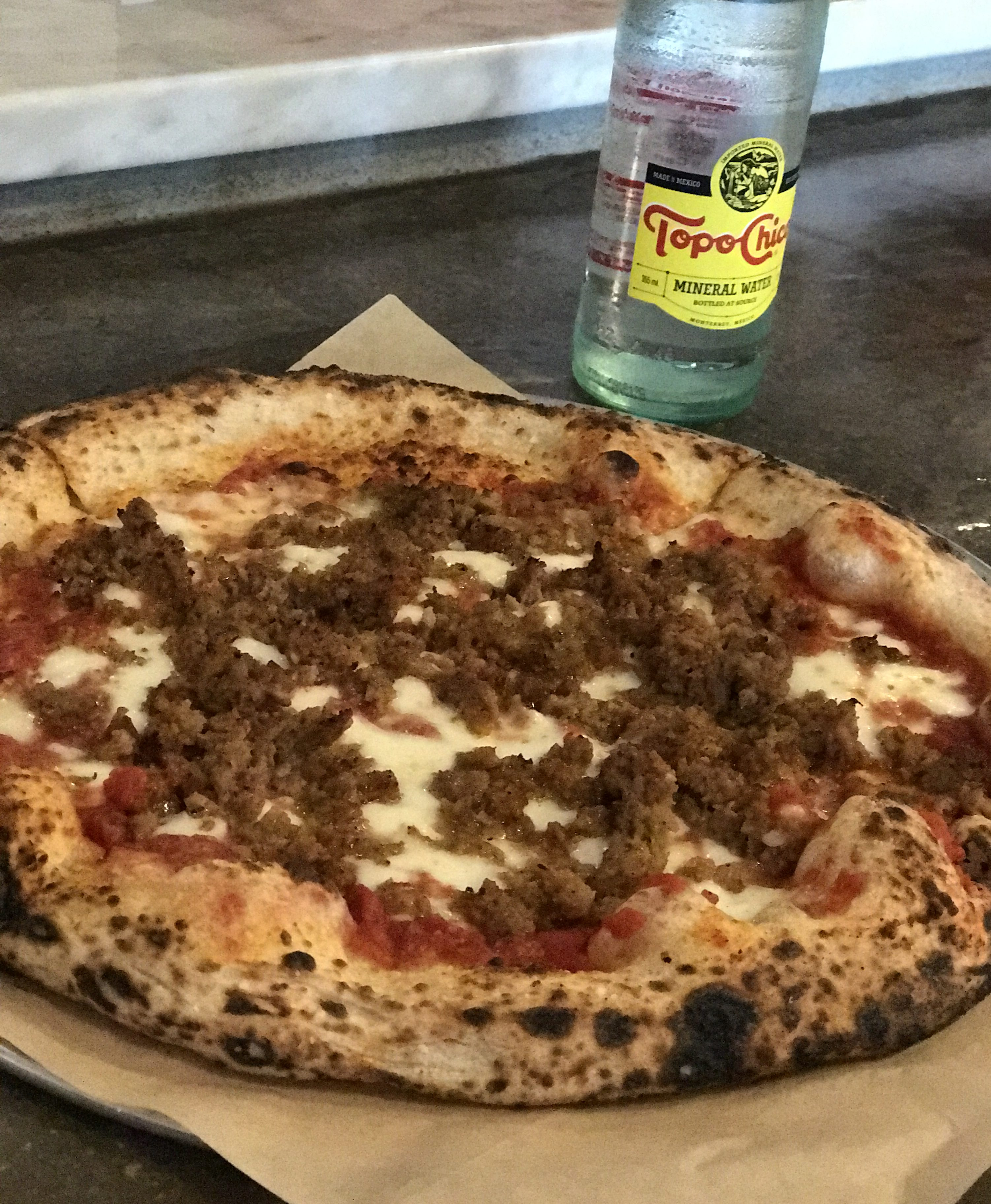 Pieous Pizza - An Anniversary Weekend in Johnson City, Texas