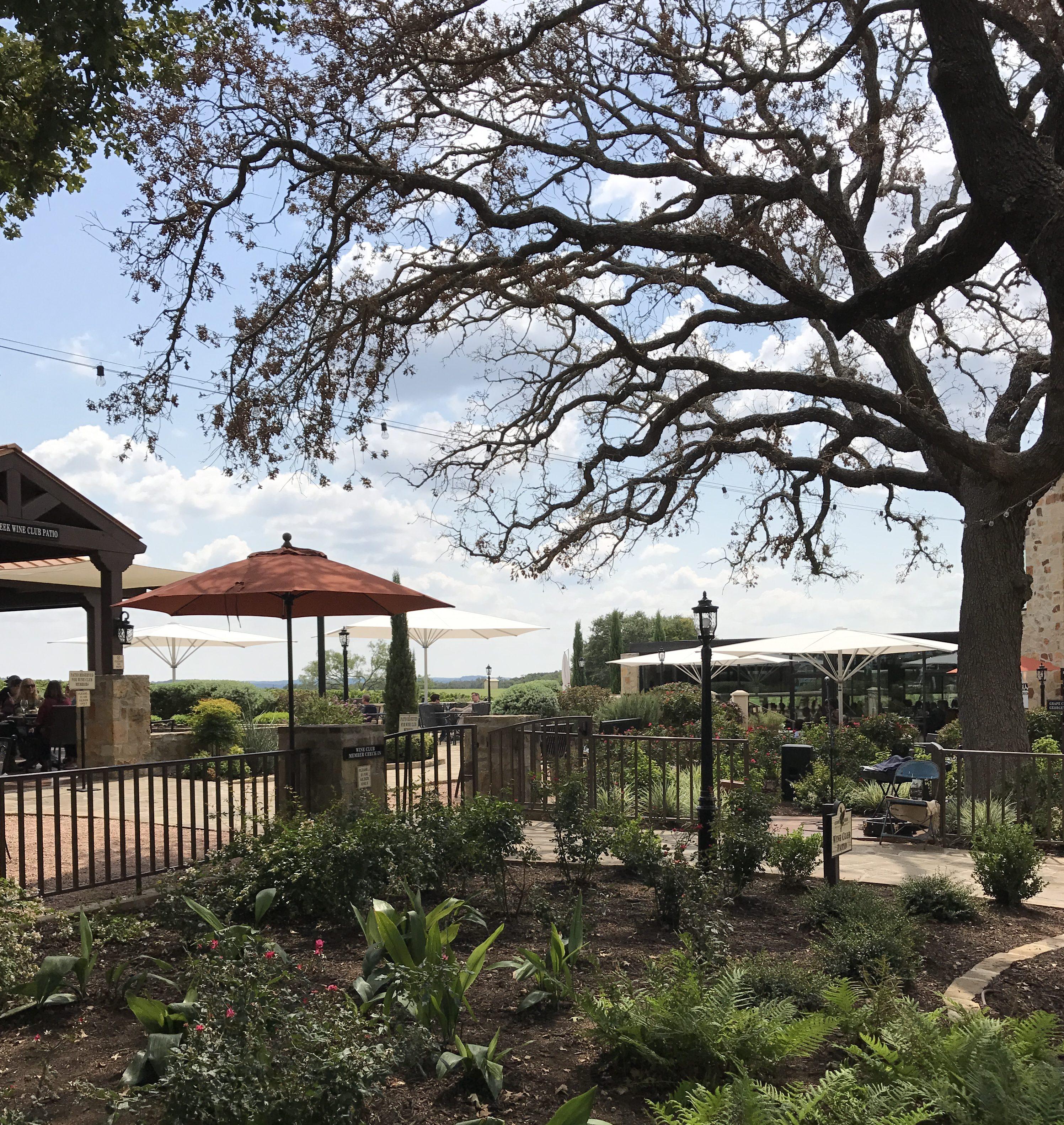 Grape Creek Vineyards - An Anniversary Weekend in Johnson City, Texas
