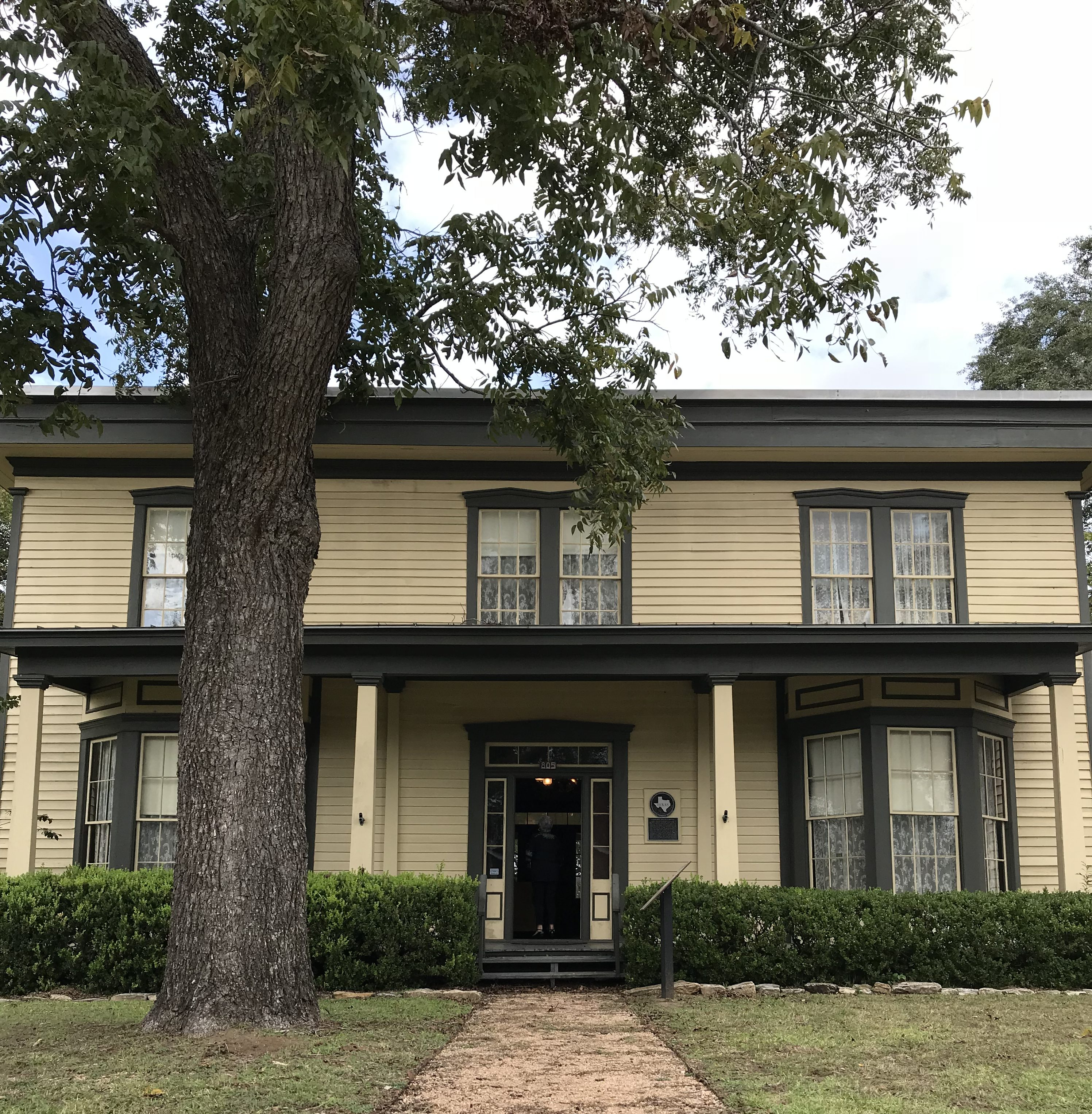A Lovely Fall Day Trip to Brenham, Texas