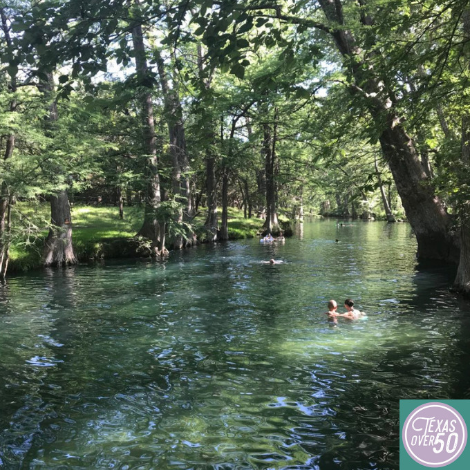 The Blue Hole and Jacob's Well - Make Your Reservations Soon