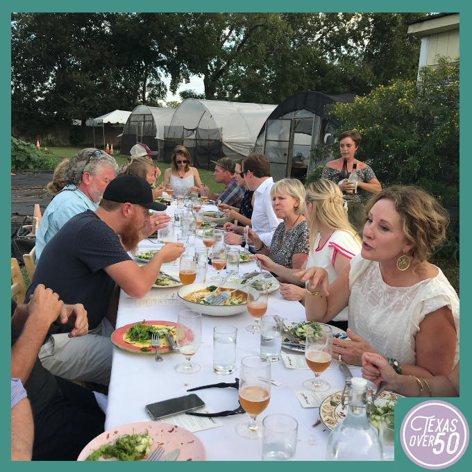 Outstanding in the Field Dinner Guests