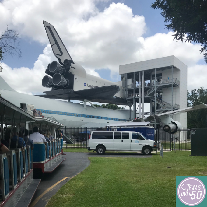 Visit NASA - Johnson Space Center