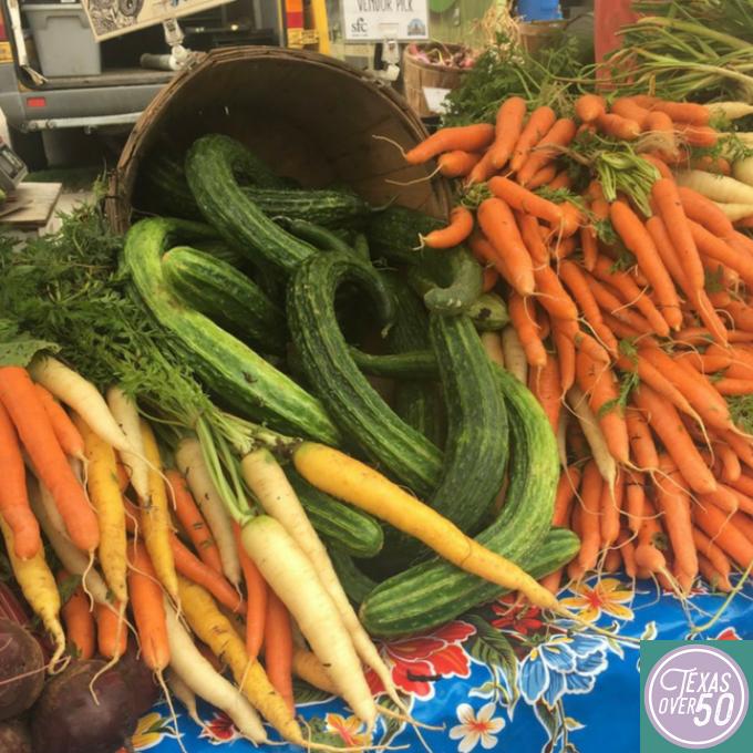 Texas Farmer's Markets
