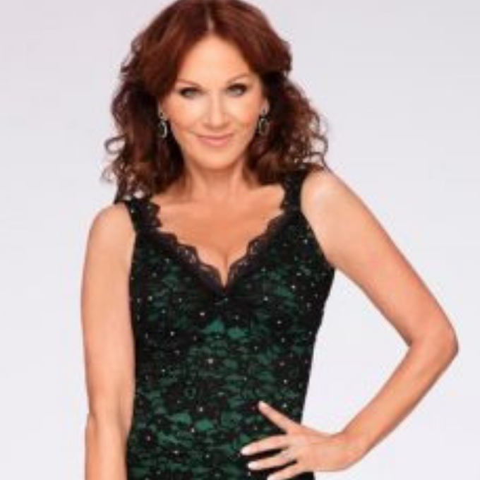 Marilu Henner on Dancing With the Stars
