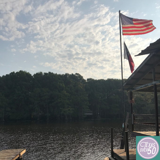 A Romantic Weekend in the Backwoods at Caddo Lake State Park