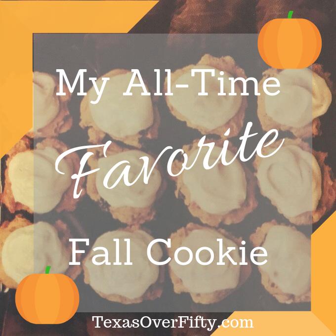 My Favorite Fall Cookie Recipe