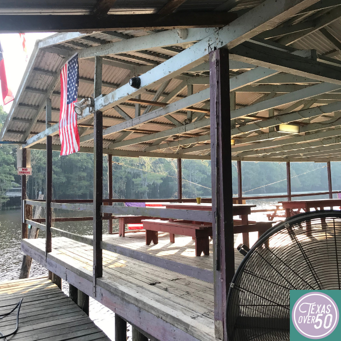 Romantic Weekend at Caddo Lake State Park in deep East Texas
