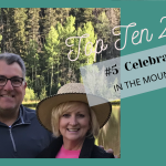 List of Top 10 2019 - #5 Celebrated in the Mountains