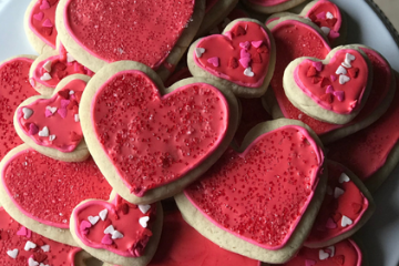 The Best Rolled Sugar Cookies Ever