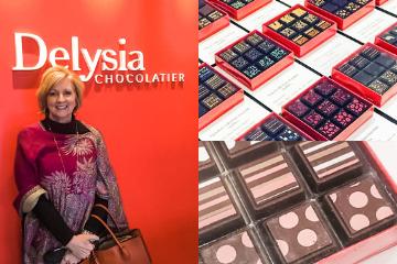 Delysia Chocolatier in Austin