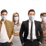 Wearing a Mask - a Timely Insight