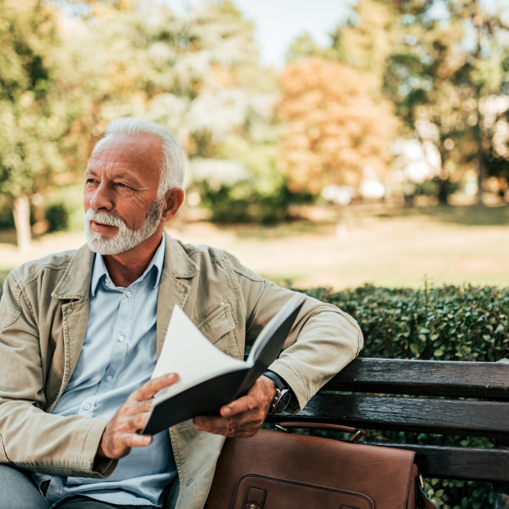 How Empty Nesters Can Read More Books
