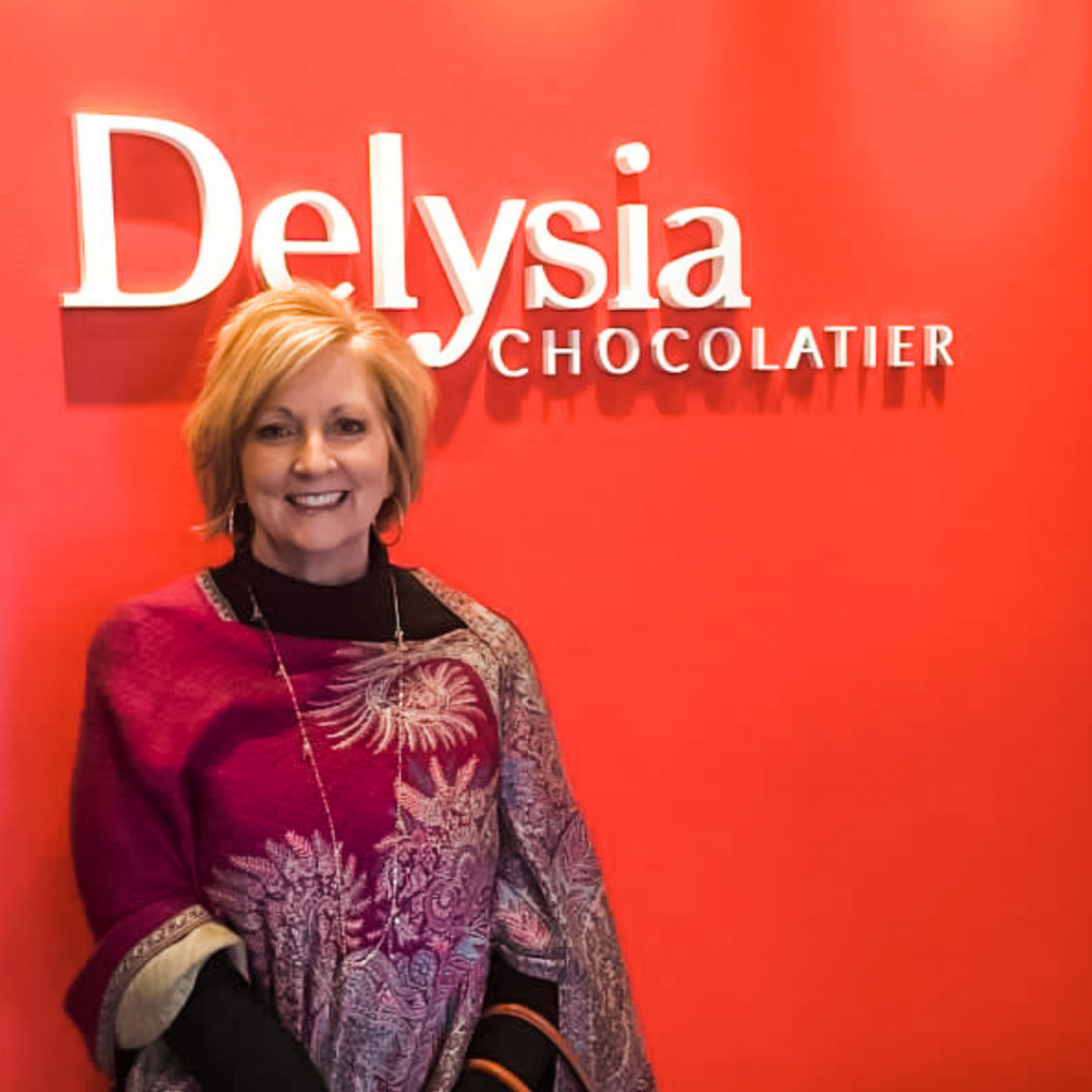 A Visit to Delysia Chocolatier in Austin Texas